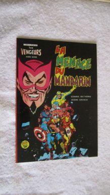 Les vengeurs HORS SERIE La menace du mandarin - 1983