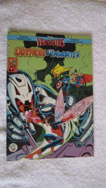 Les vengeurs N° 13 Ultron l'immortel - 1984