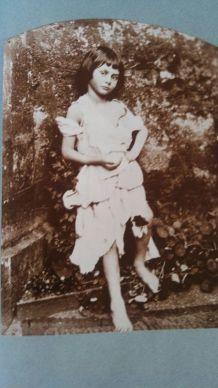 Photos et lettres aux petites filles, Lewis Carroll, Ex. N°4