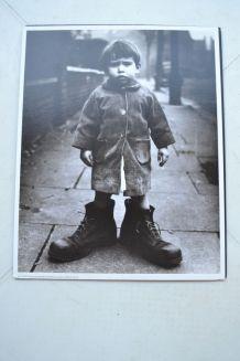 Lot de 5 photos des années 1960/80 des éditions Tushita