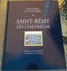 Livre illustré sur Saint-Rémy les Chevreuse