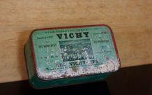 Boite sel VICHY années 50