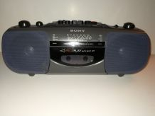 Radio cassette  stéréo vintage Sony 90's