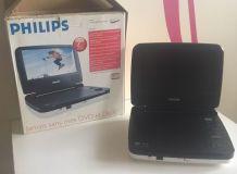 Lecteur DVD portable Philips