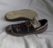 Chaussures sport Partaugas marron foncé