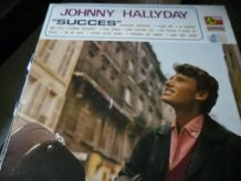 33T/LP JOHNNY HALLYDAY   SUCCES   MONDIO MUSIC