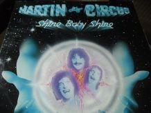 33T/LP   MARTIN CIRCUS    SHINE BABY SHINE