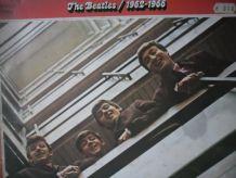 33T/LP  BEATLES  DOUBLE ROUGE  1962-1966   FRANCE