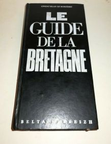 Livre Le guide de la Bretagne / 637 pages Vintage (1989)