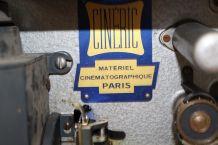 ANCIEN PROJECTEUR CINÉMA PARIS MATÉRIEL CINERIC