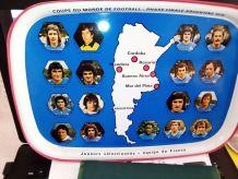 Plateau équipe de france de 1978
