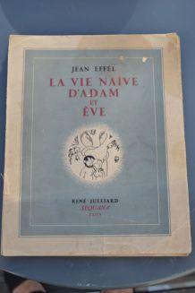 La Vie Naïve d'Adam et Eve Jean Effel