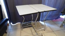 table formica pliante