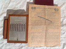 machine a calculer Raymond ,1930