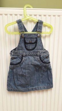 Salopette en jeans Tex Baby 23 mois