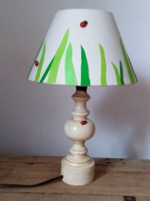 lampe de chevet coccinelles