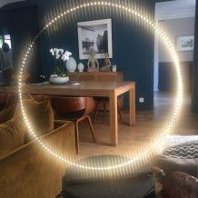 Lampe Design Cercle Led
