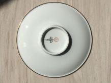 Assiette porcelaine Sèvres