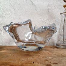 Vide poche ou cendrier en verre de Murano