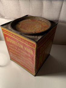 Boîte KUB métal