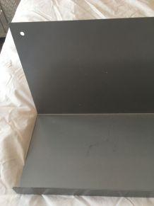 Étagère métal 140 cm