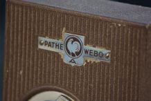 charmante caméra Pathé WEBO A
