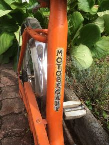 Vélo enfant vintage