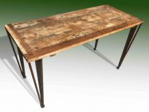 Table basse «planche »