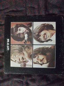 33 TOURS BEATLES .LET IT BE  1970 ORIGINAL