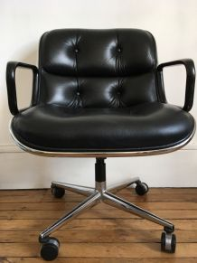 Fauteuil Pollock for Knoll
