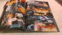"""Comics dc heroes numéro 2 """" quand la mort frappe à la porte"""""""