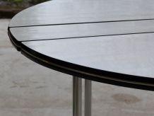 Table formica à 3 volets