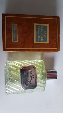 Miniature after shave Christian Dior Eau Sauvage