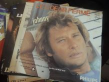 45 tours de Johnny Hallyday