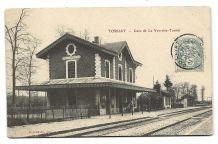 TOSSIAT (01) - Gare de La Vavrette-Tossiat