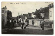 St-LEGER-sur-DHEUNE (71) - Le Tronchat (animé)