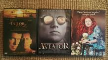 Lot 4 DVD : Le Parfum (2dvd), Aviator, The Tailor of Panama