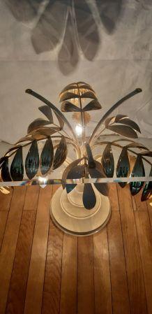 Table basse luminaire