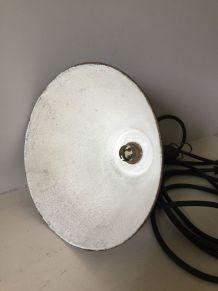 Baladeuse industrielle, éclairage vintage