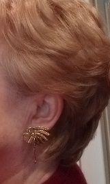 Boucles d'oreilles à clip