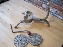 râpe moulinette  vintage made  in France cuisine