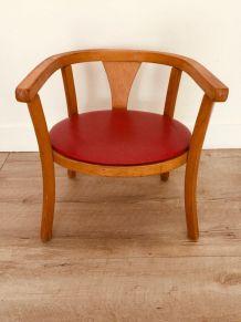 Chaise vintage enfant Baumann