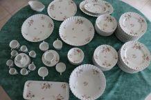 Service en porcelaine de Limoges : Sylvie