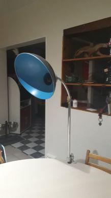 lampe atelier dessinateur 1950