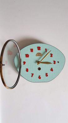Reveil Vintage Horloge Pendule Vintage Doccasion