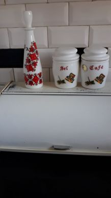Boîte à pain vintage Brabantia 1960/70