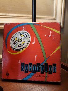 Rare bande magnétique Sonocolor 1968