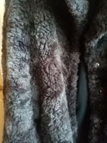 Manteau hiver vintage made italy