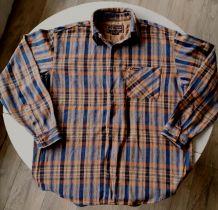 Vintage chemise carreaux Marlboro
