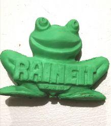 Figurine publicitaire Rainett annnées 60